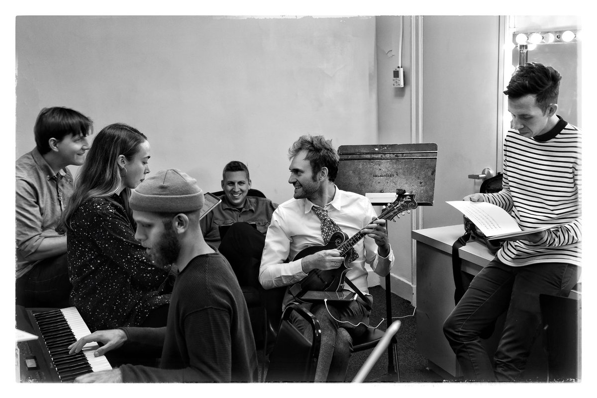 Heartbroken that @livefromhereapm has been cancelled. What an honor to have been part of the musical family that @christhile created on the show. Endless love to Chris and all the musicians and folks behind the scenes who brought so much passion and dedication to it each week 💔 https://t.co/KdTPiPlHt6