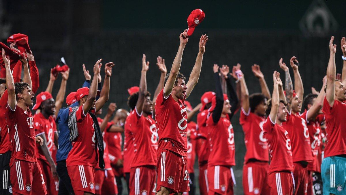 Guten Morgen, Super Bayern! 🙌 #MEI8TER #MiaSanMia https://t.co/U02U8qP2Jd