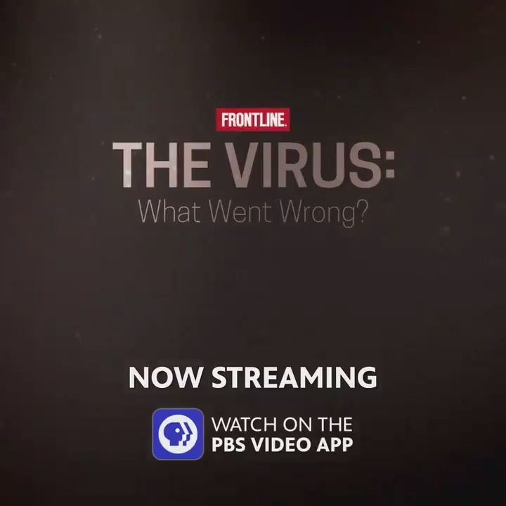 "Why wasn't the United States more prepared for the coronavirus outbreak? FRONTLINE investigates in ""The Virus: What Went Wrong?"" WATCH: https://t.co/VNdeODz3d4 https://t.co/wIqaQ2Fgi0"
