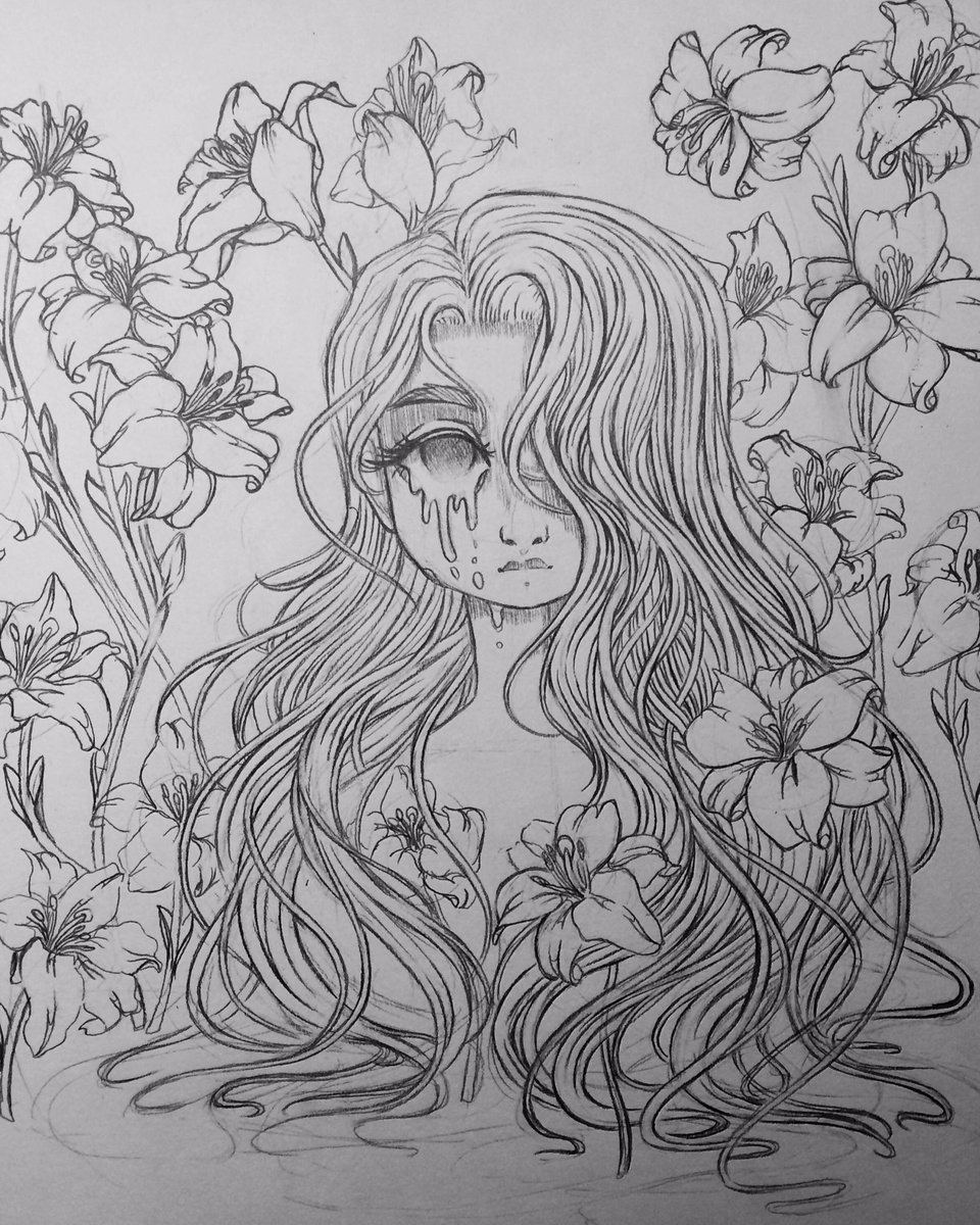 #myart #myartwork #art #drawing #sketch https://t.co/jxH13ZTeun