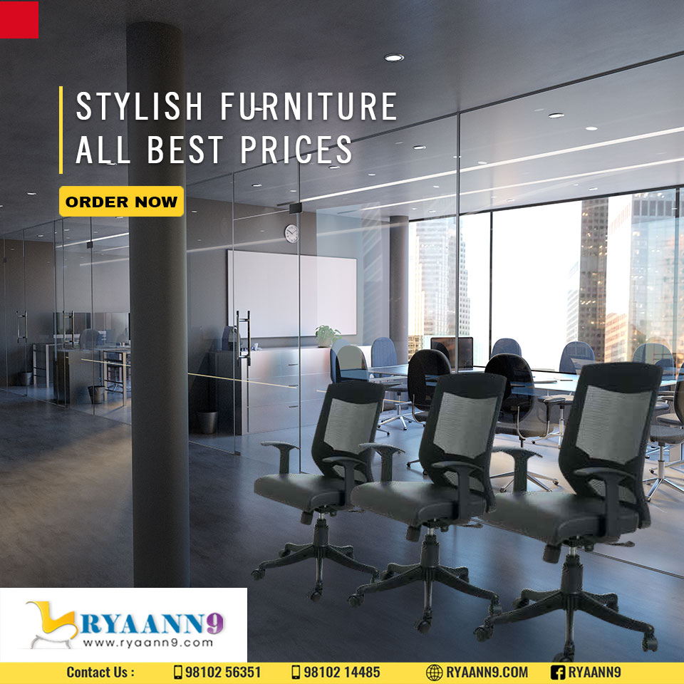- Shop the luxury furniture you need. - Great Furniture. - Better Prices.  #RYAANN9 #MAHLAXMI #OFFICECHAIRS #OFFICETABLES For Further information please visit us: http://www.ryaann9.com  CALL US: 9810256351, 9810214485pic.twitter.com/nmcVHkNioG