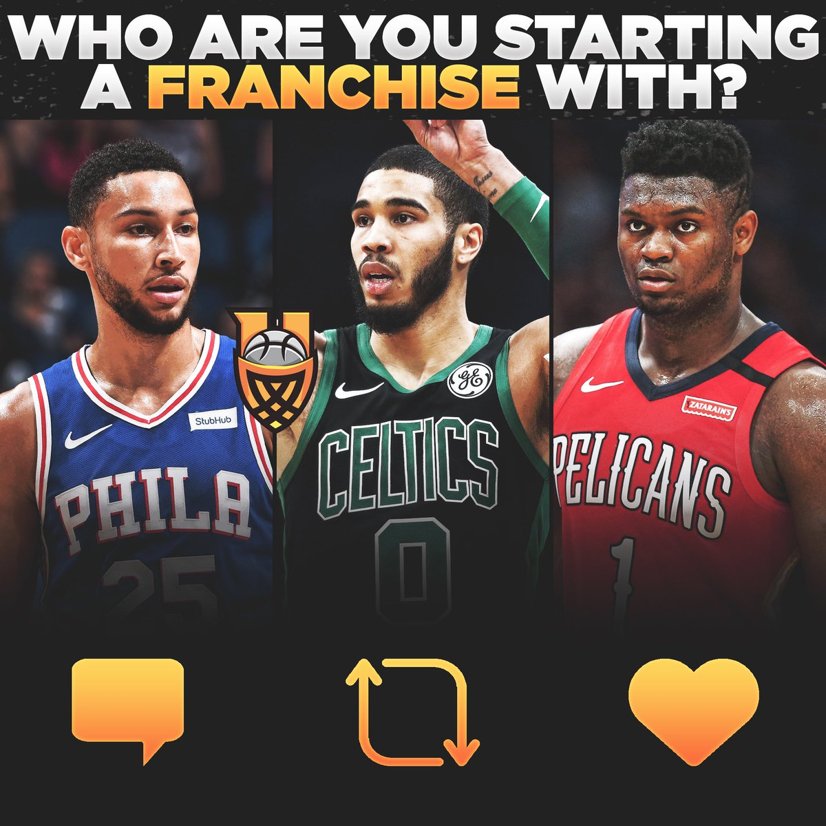 Who are you starting a franchise with? https://t.co/OFz9yUYtAU