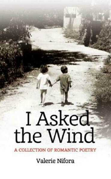 """> Valerie Nifora is the #author of """"I Asked the Wind: A Collection of Romantic #Poetry"""" https://t.co/cmIQ19FiUS #amreading  @vnifora #goodreads #asmsg #iartg #ian1 https://t.co/mNkS1w6RdE"""
