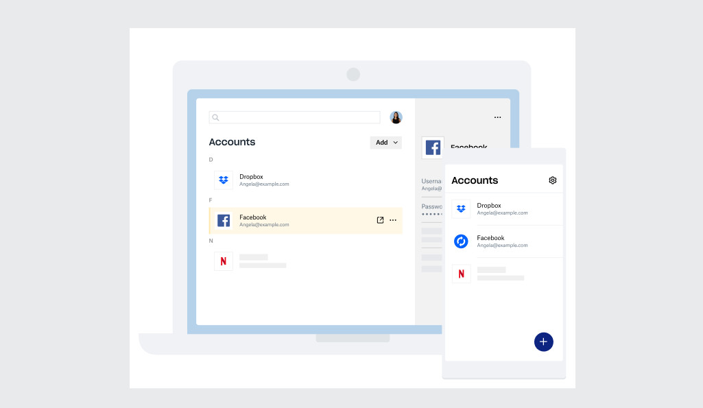 Dropbox officially launches its own password manager and a secure vault for your files
