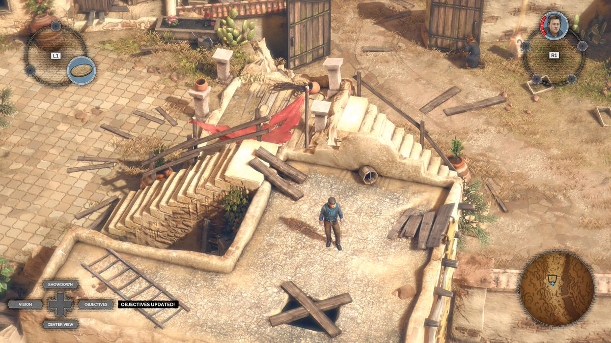 Hunter On Twitter Desperados 3 Is Like Xcom This Is Cool Love Rtt Games Ps4 Ps4share