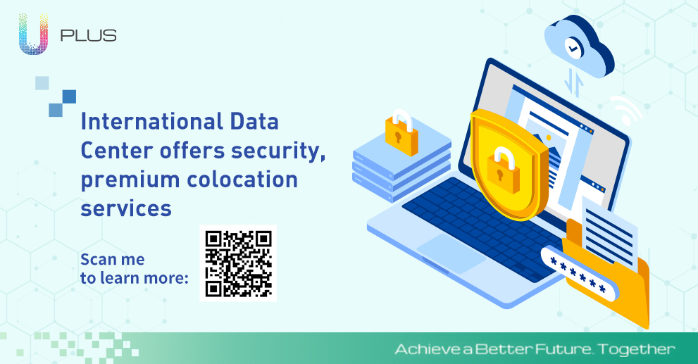 Security is important to our customers, which is why our secure International Data Center has round-the-clock dedicated CCTV surveillance, network monitoring, facility management teams and more.  Scan the code to know more. https://t.co/0Pd9a7wljq