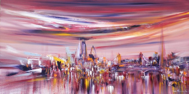 Cityscapes in Modern Art