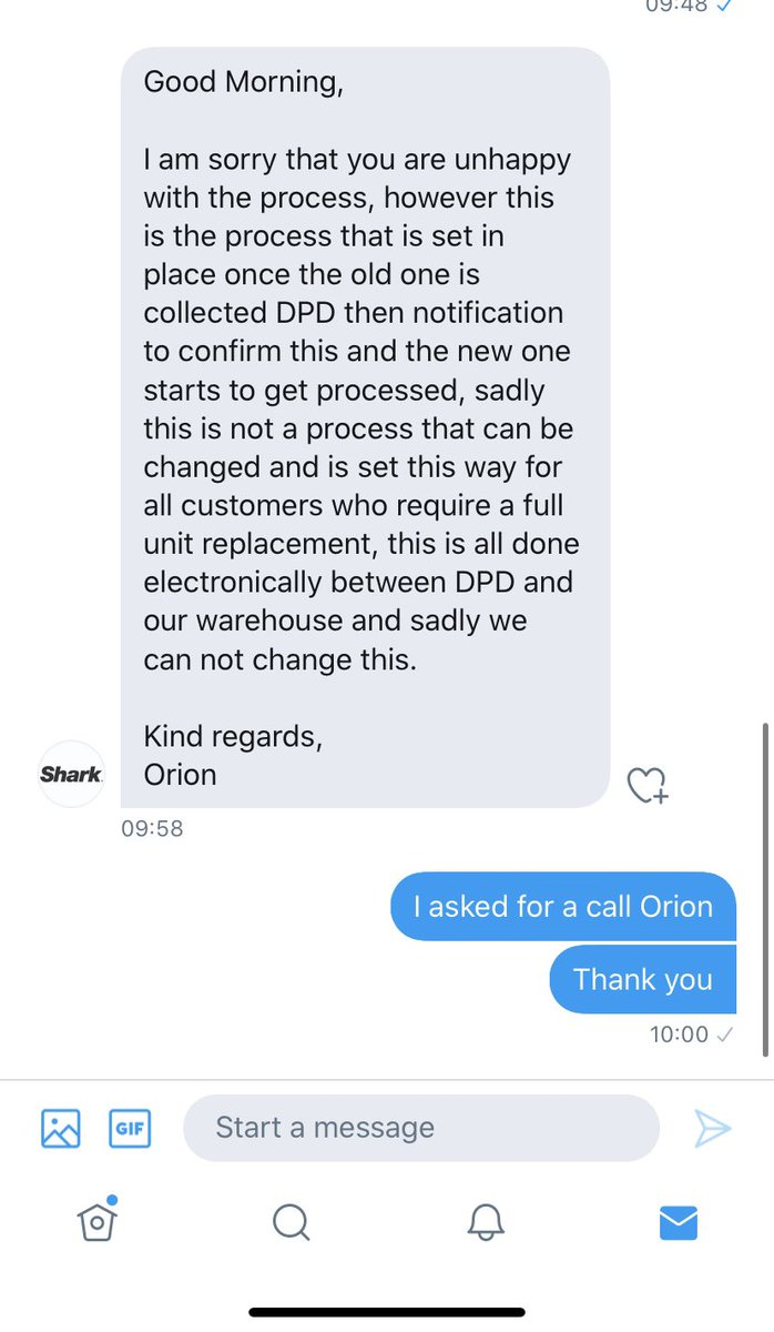 Still being declined a call back then... https://t.co/I02FiHQrMN