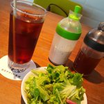 Image for the Tweet beginning: #BEPPIN食堂  #6月休業 #3回目 #平日休み を利用して 普段はなかなか逢えない友人と #ランチ     #テイクアウト