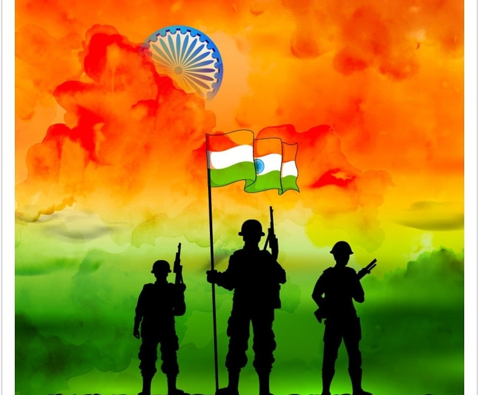 If someone says he's not afraid of dying,  he's either lying or he's a soldier.  Salute to the bravehearts who sacrificed their lives at #galwanvalley Jai Hind  🙏 https://t.co/yx7gfdmv6b
