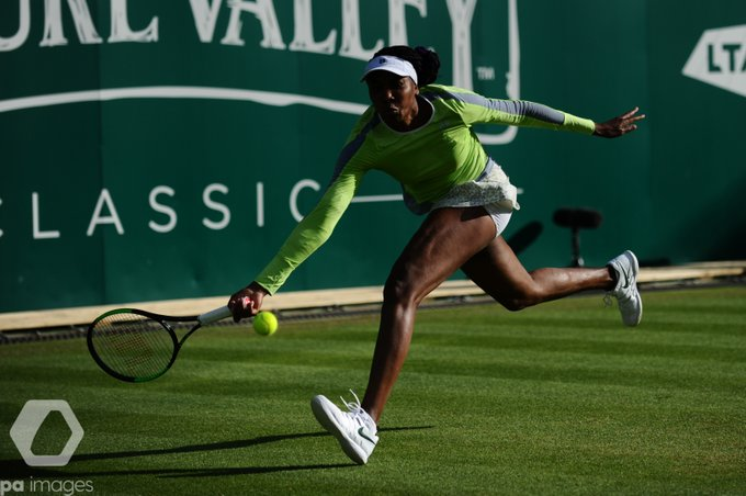 Happy birthday Venus Williams. The five-time Wimbledon singles champion is 40 today