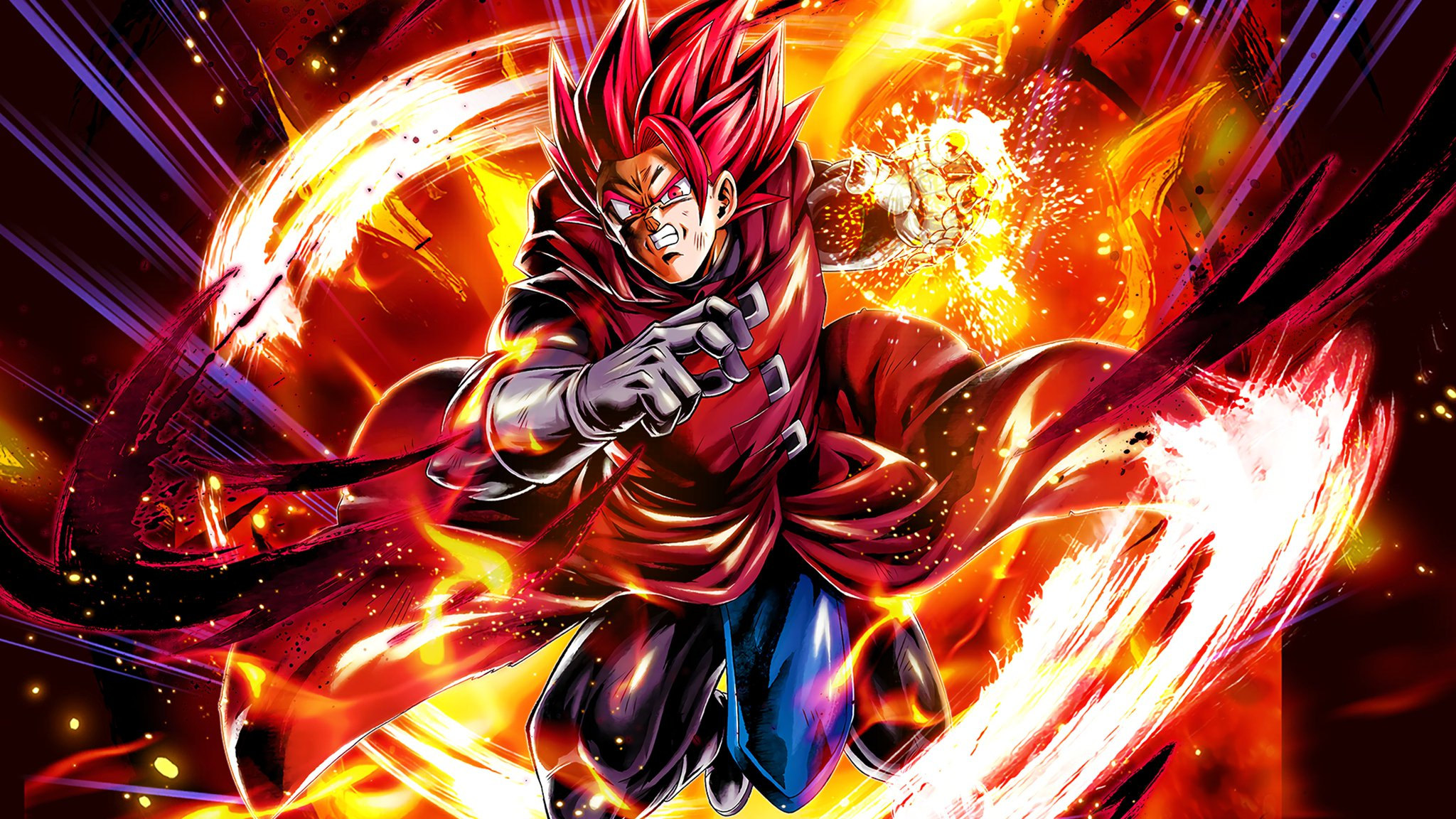 Hydros On Twitter Super Saiyan God Giblet Character Art Hd Yes I Used Shallots To Kinda Make It An Alt To Shallot 4k Pc Wallpaper And 4k Phone Wallpaper Dblegends Dragonballlegends