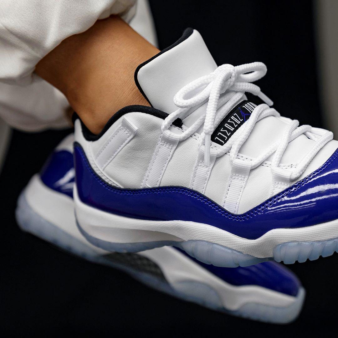 Inside Sneakers On Twitter Release Date June 18 2020 Air Jordan 11 Low Concord Sketch Https T Co 6ljluui5b9 Credit Asphaltgold Nike Jordan Sneakerhead Sneakersaddict Sneakers Kicks Footwear Shoes Fashion