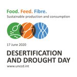 Image for the Tweet beginning: On #DesertificationAndDroughtDay pleased to see