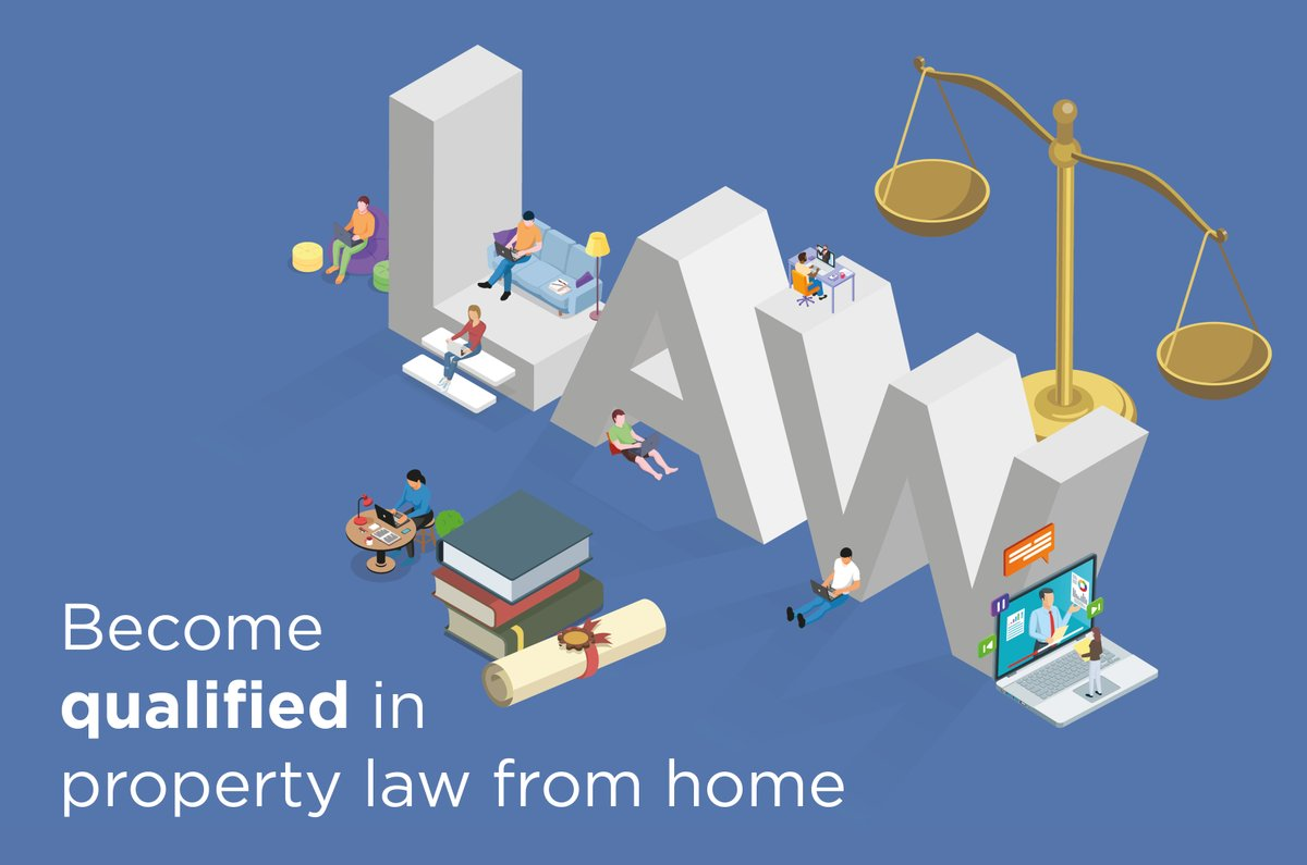 Focus on your future from home, study Conveyancing online today with MOL. Now with 20% off course fees. Find out more and apply now at https://t.co/VKKC9puD01.  #propertylaw #conveyancing #conveyancer https://t.co/KgenUu5Zp6
