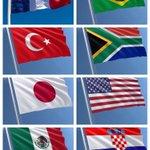 Image for the Tweet beginning: It is National Flag Week.