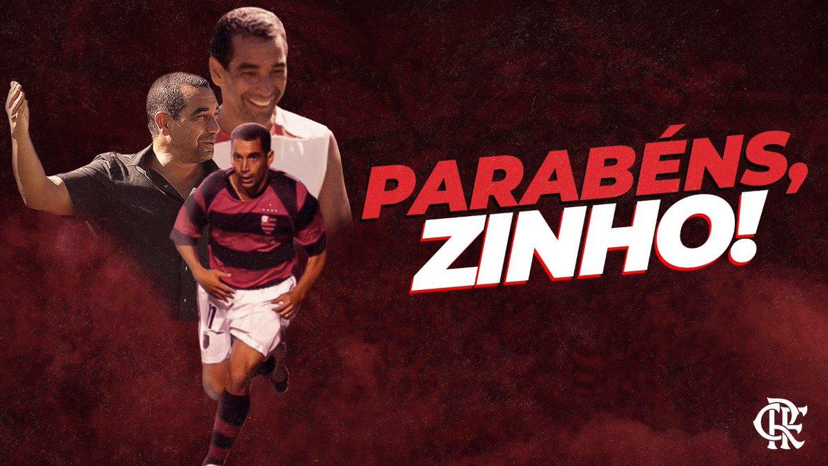 Flamengo On Twitter Hoje E Aniversario Do Nosso Ex Meia Zinho