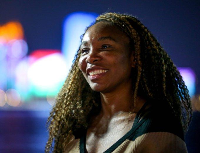 Cette jeune fille a déjà 40 ans. Happy birthday Venus Williams !