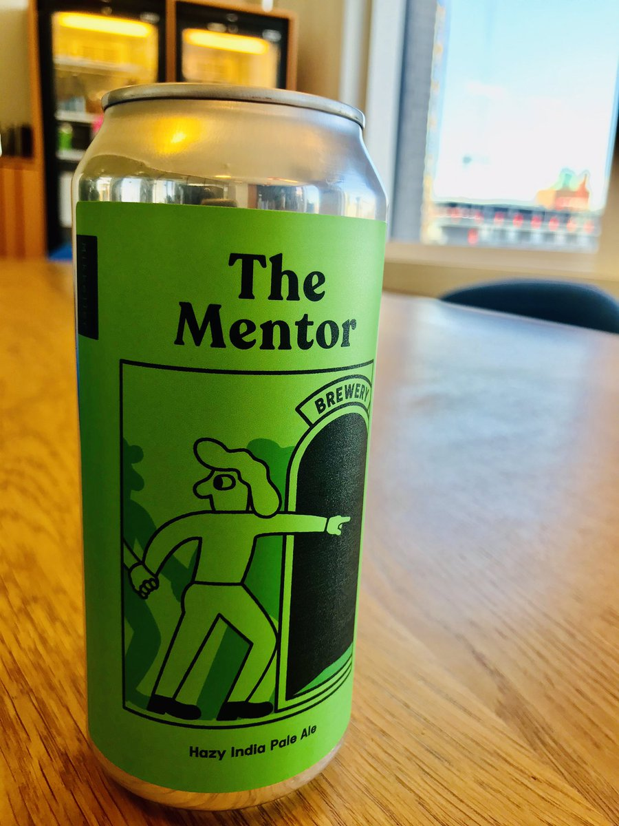 👀  'The Mentor' - IPA with Citra, Mosaic & Simcoe, given the DDH treatment. Incoming soon...            🍺🌿🚨🌿🚨🌿🚨🍺 https://t.co/Kcpxso0DMv
