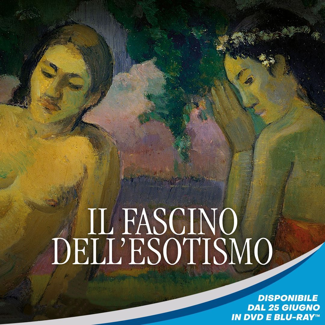 Da Tahiti al Giappone, uno sguardo inedito sulla coppia Gauguin e Van Gogh e sul loro rapporto con l'Oriente in un nuovo cofanetto de #LaGrandeArte @Nexo_Digital.  #IlFascinoDellEsotismo, dal 25 giugno in DVD e Blu-ray. Prenota ora ➡️ https://t.co/IUckCERTE1 https://t.co/6w5Z0W1wSP
