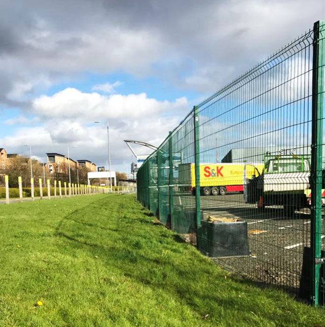 How did CLD Fencing Systems' Rapid Response Physical Security Team protect the development of the NHS Louisa Jordan Hospital during the COVID-19 lockdown?   Check out our case study to find out: https://t.co/wyFiT45H0I  #physicalsecurity #securitynews #fencingsystems #temporary https://t.co/GyVCpFhSbD