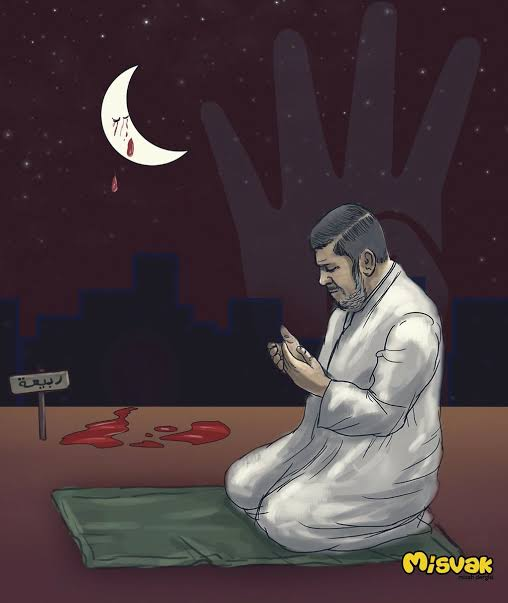 Mısır'ın mazlum Cumhurbaşkanı Muhammed Mursi'nin şehadetinin 1. yılında rahmetle anıyoruz . #MuhammedMursi https://t.co/ydpW8EeMtT