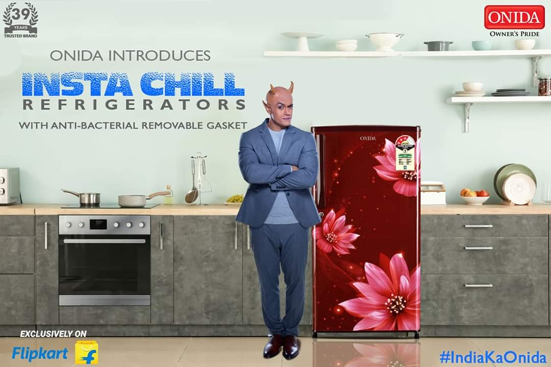 Introducing Instachill Refrigerators with Anti-bacterial Removable Gasket by Onida exclusively launched on Flipkart. - https://t.co/HhfxRzCHIL . #Onida #IndiaKaOnida #Refrigerators #IndiaKaRefridgerator #InstaChill #Refrigerator #Flipkart https://t.co/VNYa9ViDWK