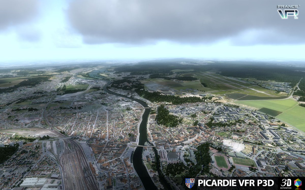 Just Flight On Twitter New France Vfr Photographic Scenery Of The Picardy Region Now On Sale Editions Available For P3d V4 V5 And For Fsx Https T Co Fiwxkh5req Https T Co Fx9a60pdp0