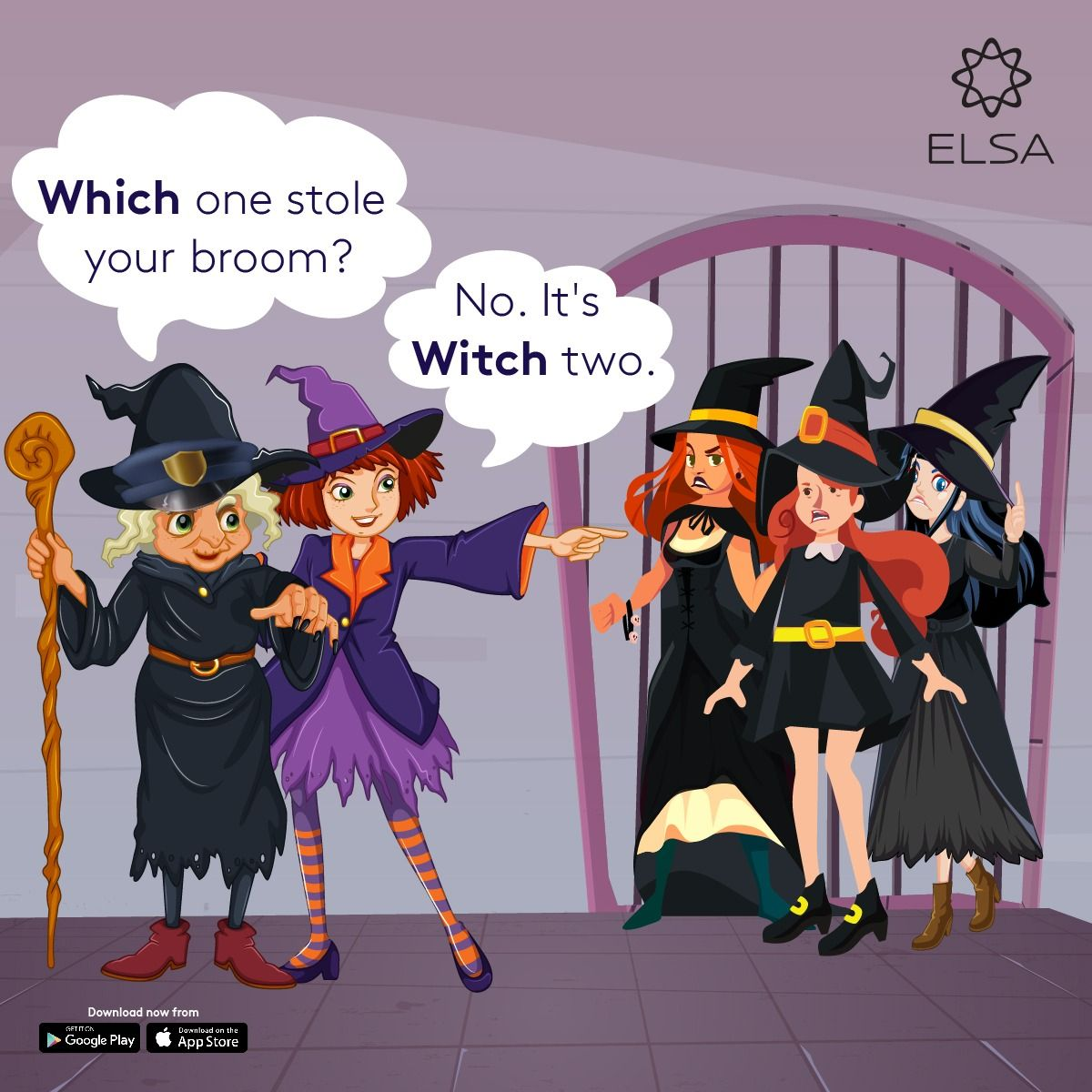 Homophones are words that sound the same, but are spelt differently.             Can you identify some and share with us? Comment below with your answers now! #Homophonechallenge. Download #ElsaSpeak for FREE on https://t.co/VIo0M1HbtE #LearningwithElsa #WittyWednesday https://t.co/cHA9STv0F2