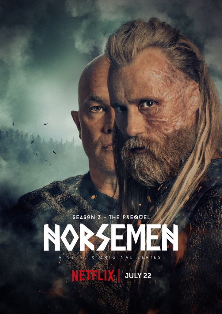 مسلسل Norsemen الموسم الثالث مترجم
