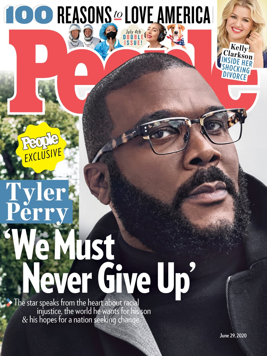 I have been trying to process my feelings about all that's going on in our country, so I wrote an essay from my heart for @people. On newsstands nationwide on Friday.   https://t.co/ftjUlOi7ZF https://t.co/SHT6SGEyx6