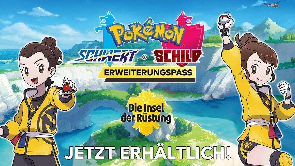 #PokemonSchwertSchild