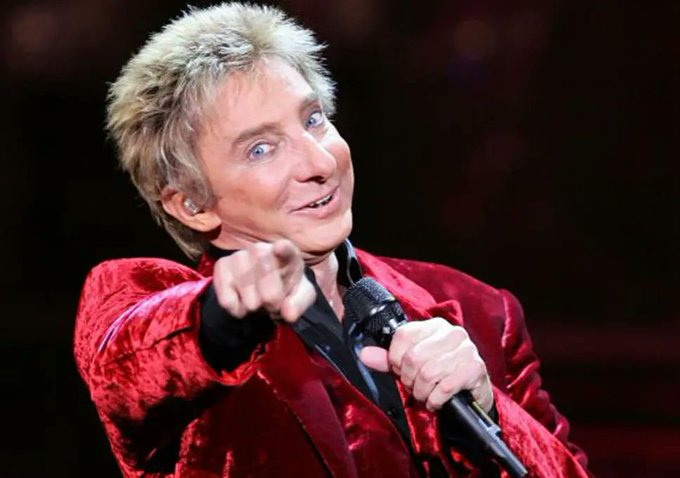 Happy Birthday to singer, songwriter, theatrical producer, music producer actor Barry Manilow born on June 17, 1943
