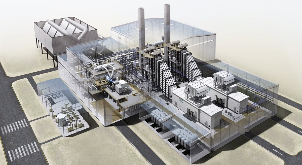 #TeamSiemensEnergy is honored to support Evonik's goal to halve emissions by 2025 with a new combined cycle power plant, which will generate electricity with more than 93% efficiency overall – our second combined heat and power project at #MarlChemicalPark https://t.co/SCSQZhwLiG https://t.co/rcxvcpkueA