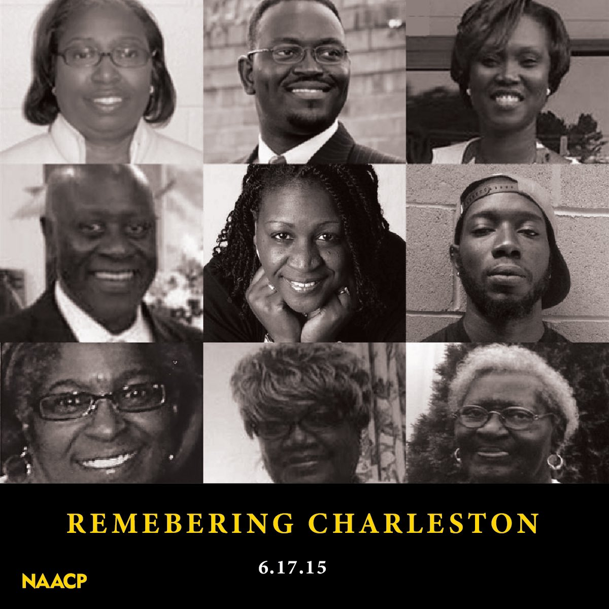Today we remember the 9 people senselessly gunned down in Charleston and we honor them by continuing in the fight for justice, equality and the equitable treatment for African Americans. https://t.co/CUQ5sRxJQ1