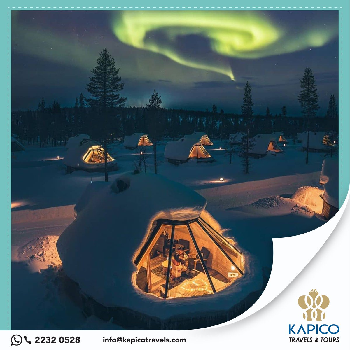 #Lapland is #Finland's northernmost region, a sparsely populated area bordering Sweden, Norway, Russia, and the Baltic Sea.  #Go Later  #kapico #kapicotravels #golater #travelling #finlandbeauty #beautifuldestinations #bestdestinations  #bestlocations #travellers #kuwait https://t.co/MO8nwlzrw7
