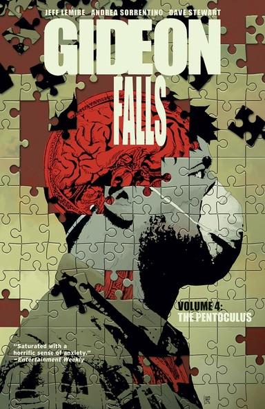 Gideon Falls #5 Cover A Sorrentino /& Stewart