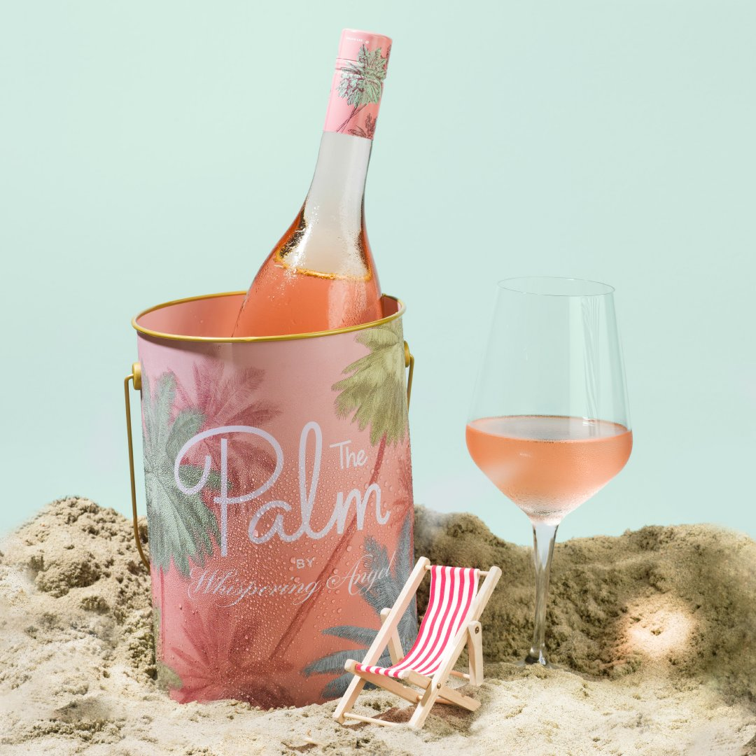 Introducing @ThePalmRose by @TheWhisperingAngel – our favourite new rosé we'll be sipping on all summer. Available in Canada exclusively at Earls and on our wine list across the US. Get it by the glass, by the bottle, and even during Happy Hour!   #ThePalmAtEarls #Rose https://t.co/VkhxeYtAxs