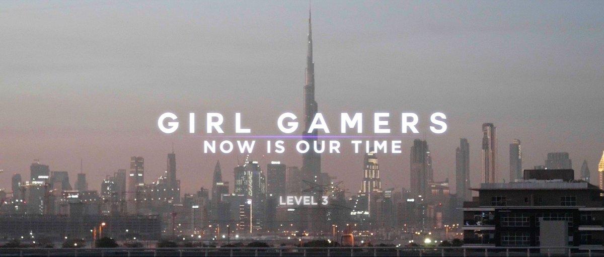 🔜  #girlgamer #girlgamerfest #girlgamerglobal #girlgamers #documentary #esports #twitch #youtube https://t.co/EBRAXWRply