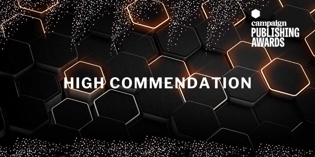 Our judges have awarded a High Commendation in the Commercial Team of the Year Consumer Media/Customer Publishing category to IM Food @immediate_media #CxPublishingAwards https://t.co/LpAYQFIQAm