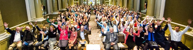 In 2018 the BAPM conference was in Leeds. We'd sold out the previous year so we moved to a bigger venue - and sold out again!  Tag who you can but the game is getting harder now! https://t.co/QSZashjl3Y