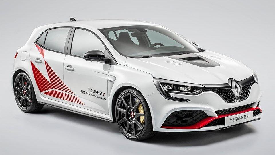 Renault MEGANE R.S. TROPHY-R je ubedljivo najbrži Renault na putu! 💥🔥⚡️ https://t.co/2otSXppaM3