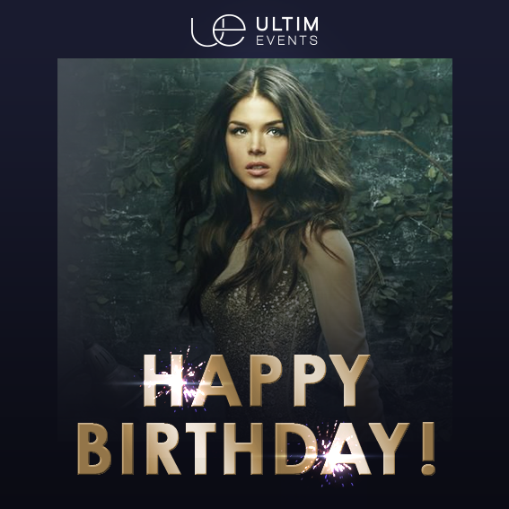 Happy birthday to the stunning Marie Avgeropoulos