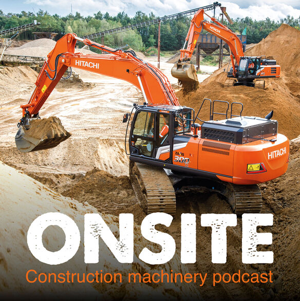 Have you subscribed to our podcast yet? We've already uploaded two episodes featuring interviews with experts on Zaxis-7 excavators and the rental market. You can listen and subscribe on your favourite platforms here: https://t.co/vi5TjCK1HG. https://t.co/SMao7axTaP