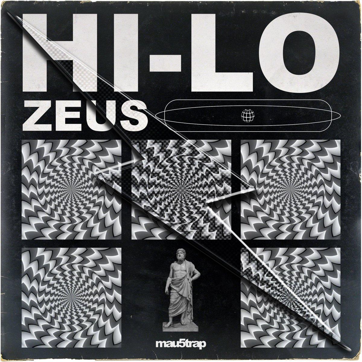 HI-LO - ZEUS ⚡ Out July 3rd on @Mau5trap!! 😎👊 Presave now 👉 mau5trap.ffm.to/zeus