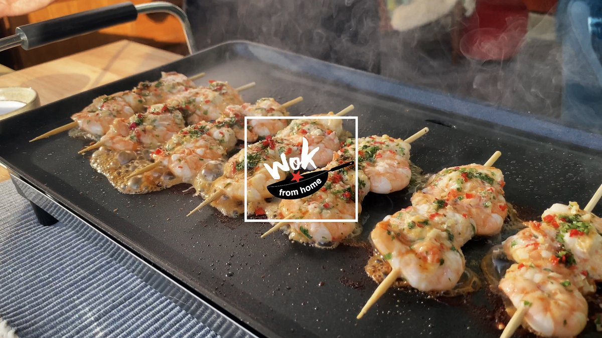 wok from home episode #12   this saturday is the first official day of summer. so, we thought we'd share the recipe to the ultimate summer sides - yakitori + kushiyaki. these simple sticks of goodness are the perfect bbq dish. watch the full episode now 👉 https://t.co/4MlCU1MbdP https://t.co/4k3plhWeMm