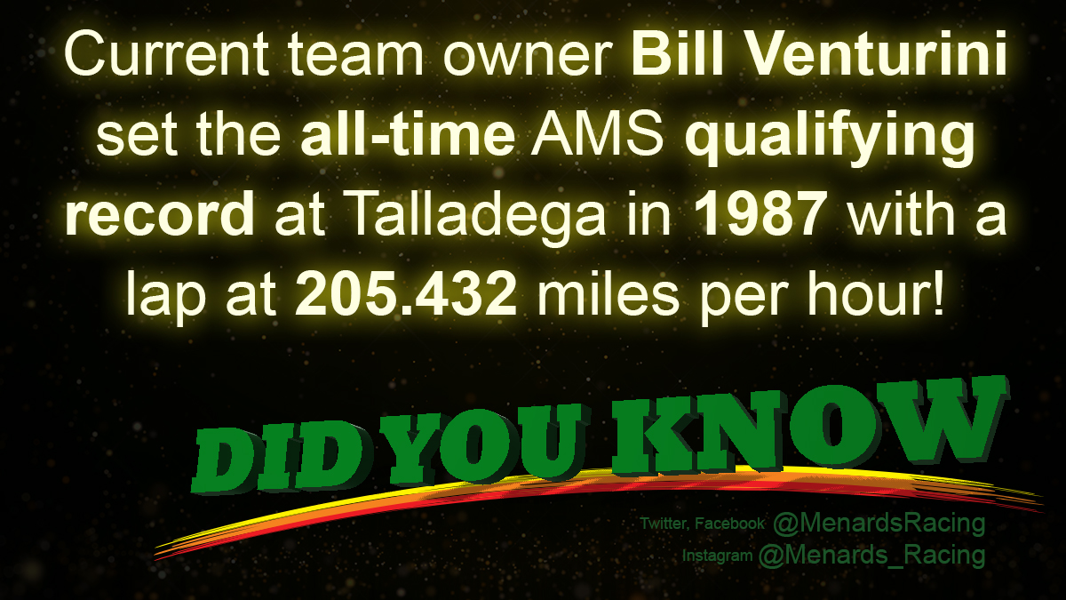 Whoa! He was moving! 🏁🏎️💨 #DidYouKnow?