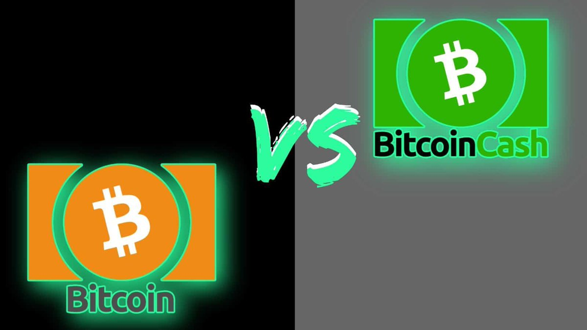 how to change bitcoin cash to bitcoin