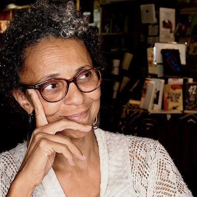 #kweliCREATOR - Shirikiana Aina is an independent filmmaker in Washington, DC & owner of Sankofa Video and Bookstore. She served as co-producer for SANKOFA, TEZA, and ADWA. Her documentary, FOOTPRINTS OF PAN AFRICANISM, can be streamed on kweliTV 👉🏾