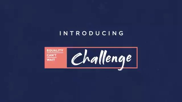 Shoutout to our partner Pivotal Ventures for their continued commitment in diversifying the tech industry. Learn more about their #EqualityCantWait Challenge and how your organization can receive $30 million to help expand women's power and influence in the U.S. by 2030.